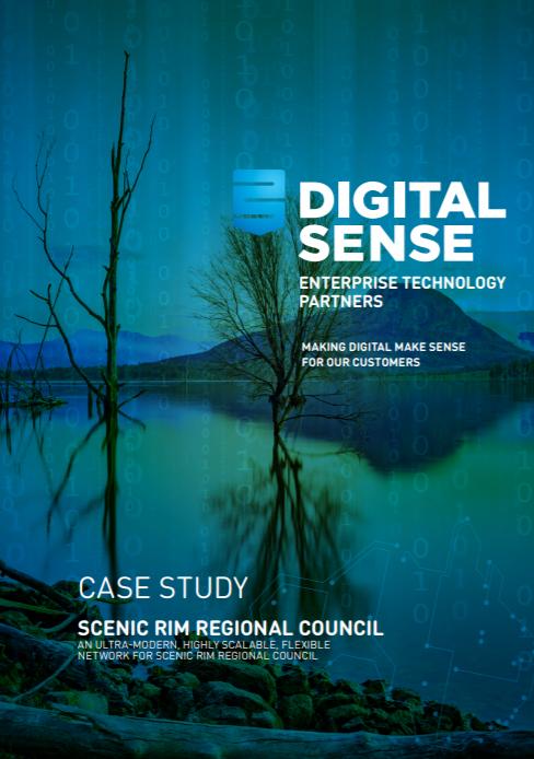 Scenic Rim Case Study - Digital Sense