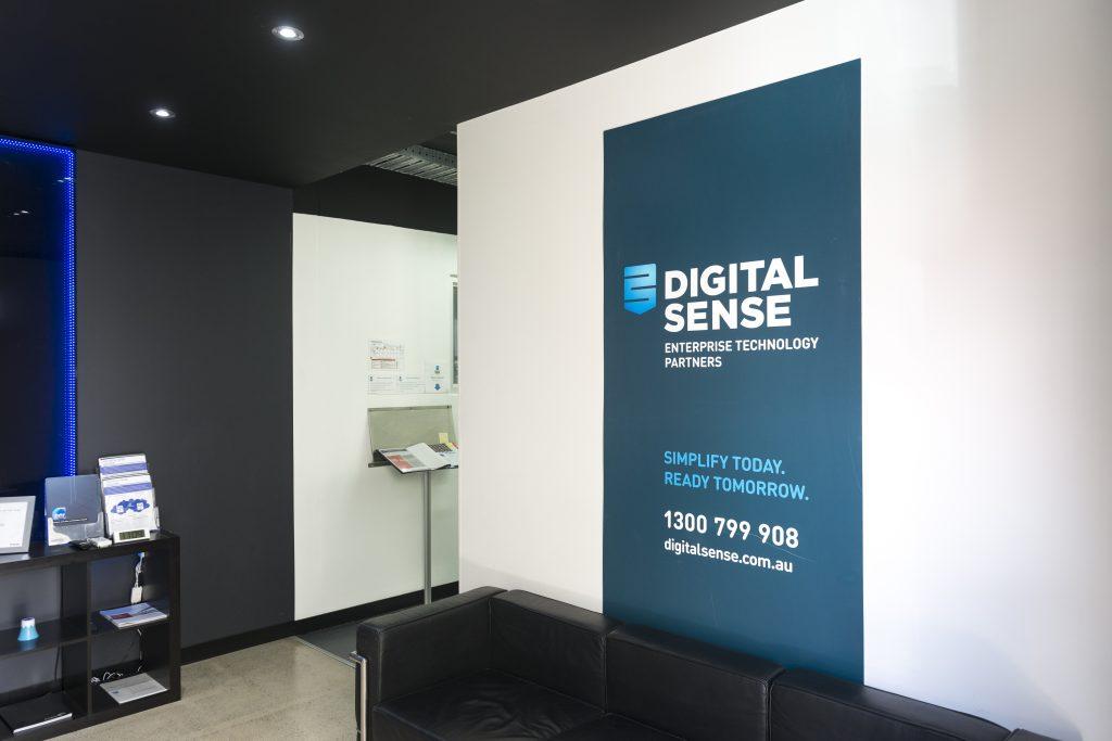Digital Sense office interior