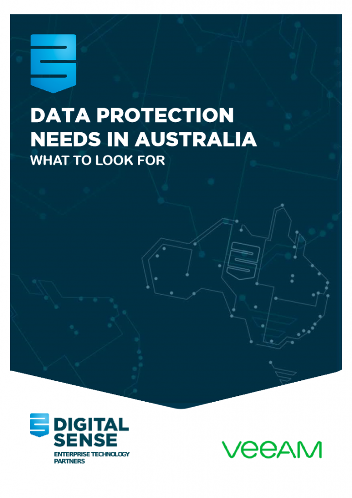 Data Protection needs in Australia logo